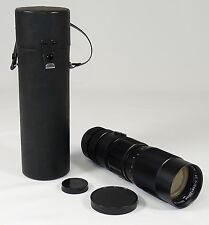 YASHICA LENS Objektiv AUTO YASHINON ZOOM 4,5/75-230 - 1:4,5  f= 75-230mm für M42