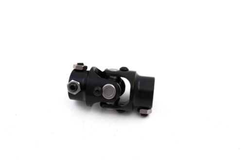 "3//4/""DD ENGINEER CERT U-JOINT 3//4/""DD STEERING UNIVERSAL JOINT BLACK HOT ROD"