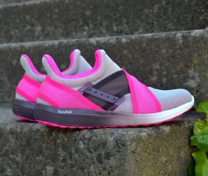 Details about Adidas Climachill Sonic Al W Womens Running Shoes Bounce Shoe  Trainer Shoe Grey/Pink- show original title