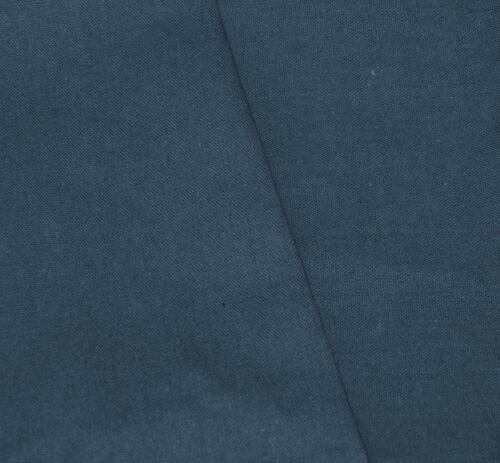 aa198g Blue Grey Canvas Fabric Bolster Cushion Cover Yoga Case Custom Size