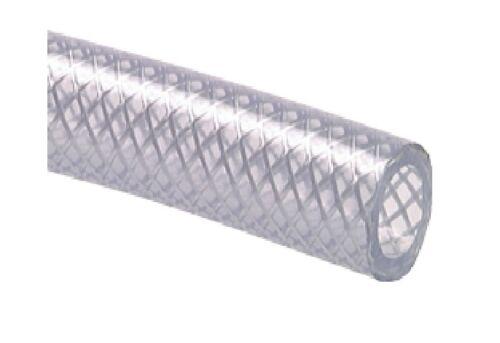 50m Rolle PVC Druckluft-Schlauch 9mm Gewebeschlauch PVC-Schlauch Pneumatik