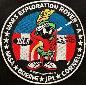 NASA-JPL-MARVIN-THE-MARTIAN-PATCH-MARS-EXPLORATION-ROVER-SPACE-MISSION