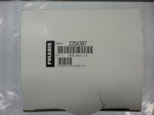 Polaris OEM CV Axle Inboard Replacement Boot Kit 2204387 Sportsman Scrambler
