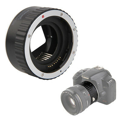 Auto Focus AF Macro Extension Tube for Canon EOS EF T5i T4i T3i 700D 600D 31mm