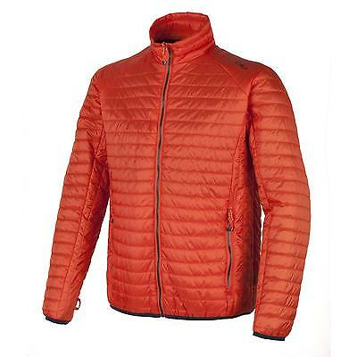 CMP Funktionsjacke Outdoorjacke Steppjacke orange Primaloft Thinsulate