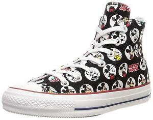 928c37351287 CONVERSE ALL STAR 100 Anniversary HISTORY OF MICKEY MOUSE HM Disney ...