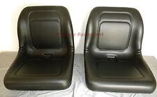 2 18 Black Vinyl Seats For Arctic Cat Prowler Replaces 1506 925 Atv Utv