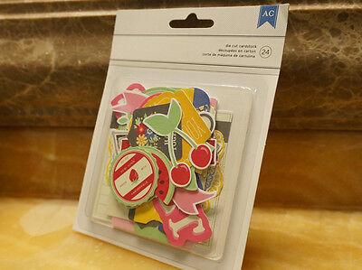 Mini Notelets Forever Friends Elements Petite Messages Embellishments Scrapbook