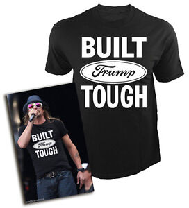 Kid Rock Takes Heat for Line of Pro-Donald Trump Merchandise