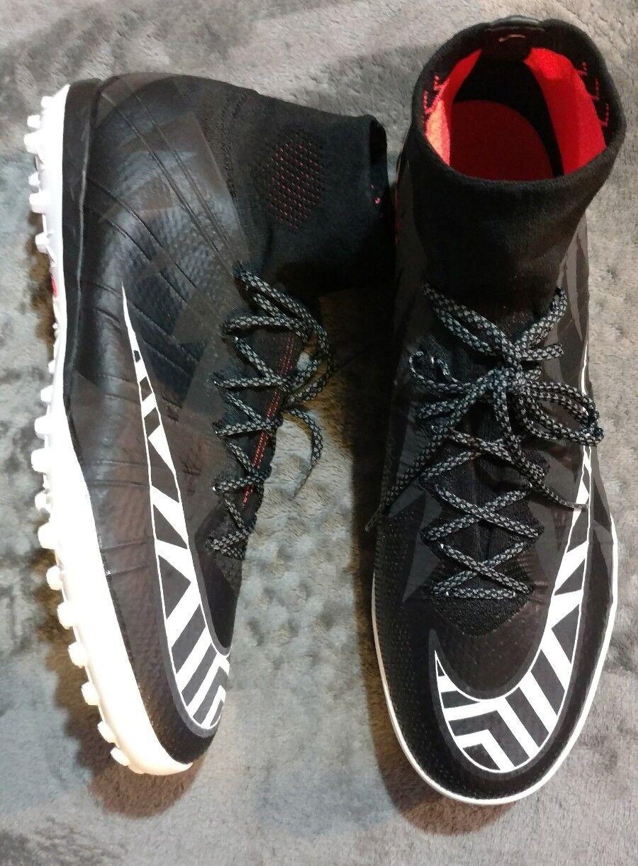 Nike mercurialx proximo street territorio scarpe - nero e lava 718777-018 46