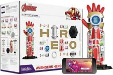 LittleBits Avengers Hero Inventor Kit Iron Man Programmable Robot Arm by Sphero