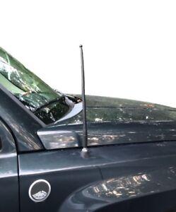 "21/"" Black Stainless AM FM Antenna Mast FITS 2007-2017 Jeep Patriot MK"