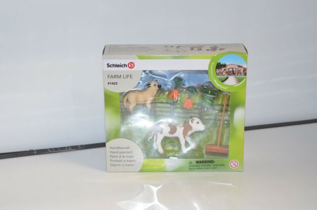 Schleich North America Stable Cleaning Kit