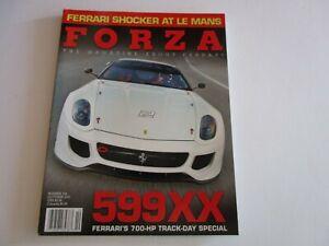 FORZA-MAGAZINE-FERRARI-Issue-104-October-2010-599-XX