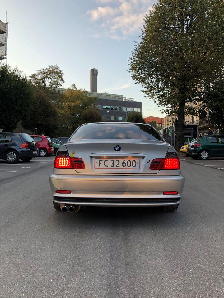 BMW 323Ci, 2,5 Coupé, Benzin