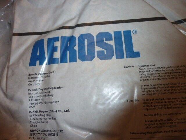 Aerosil R7200 Filler 32 Pound LB Bag Evonik Industries 32 Lbs BULK R 7200  Silica