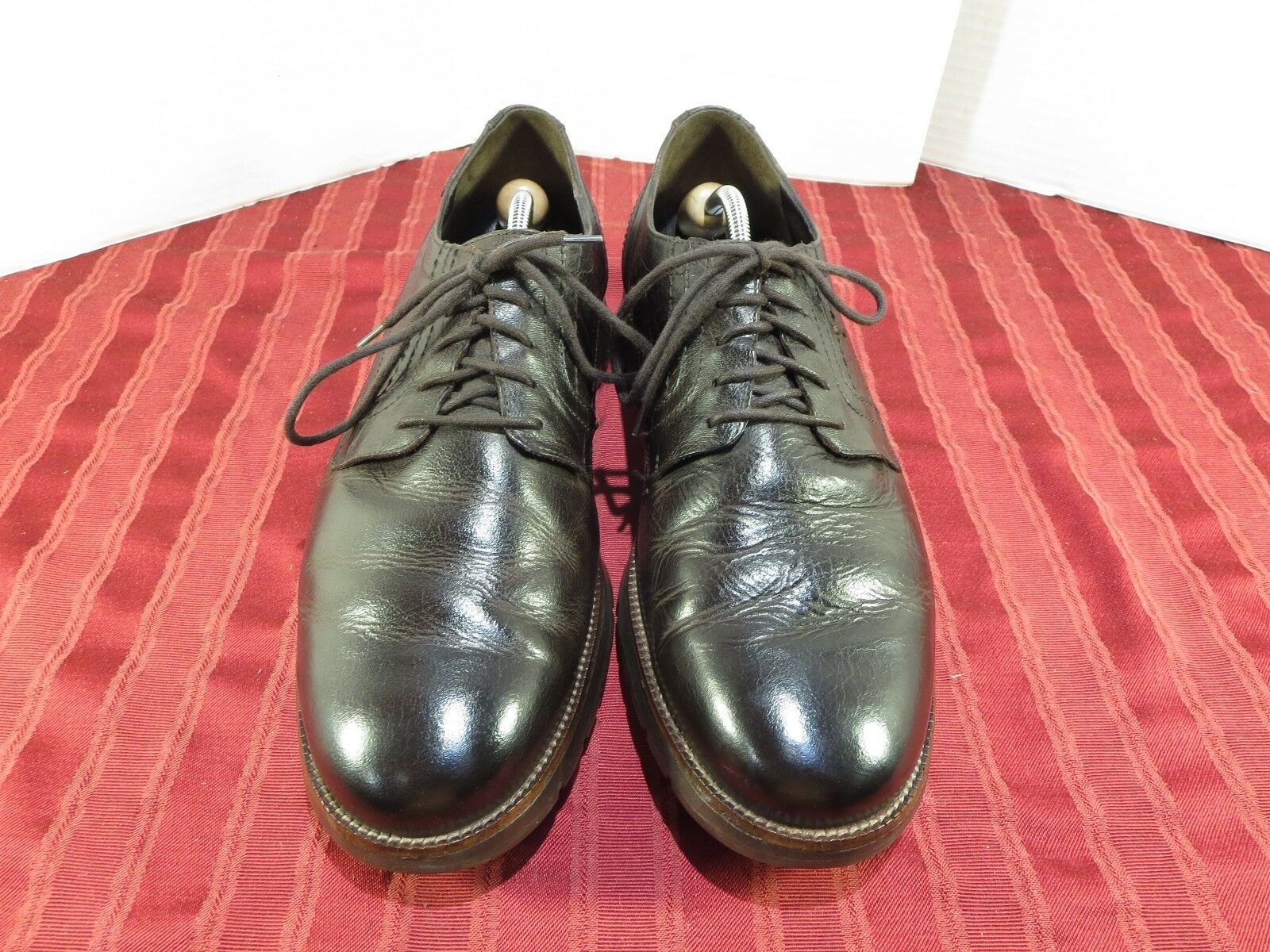 Mephisto City Hiker Comfort Casual Brown Leather Oxford shoes Men Size 12