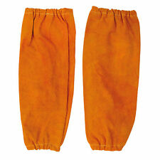 Portwest SW20 Leather Welding Sleeves - Golden Brown