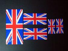 Scotland Scottish Flag Resin Domed Decal Gel Sticker SET OF 5 Free P/&P