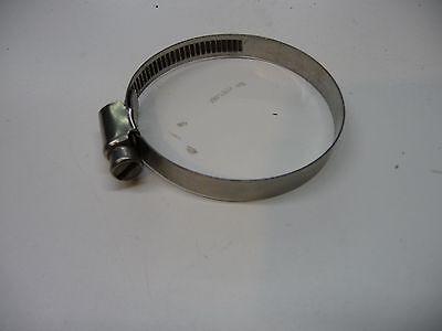BMW Stainless Steel Clamp 37-57mm  No Lip R50 R60 R65 R75 R80 R90 R100