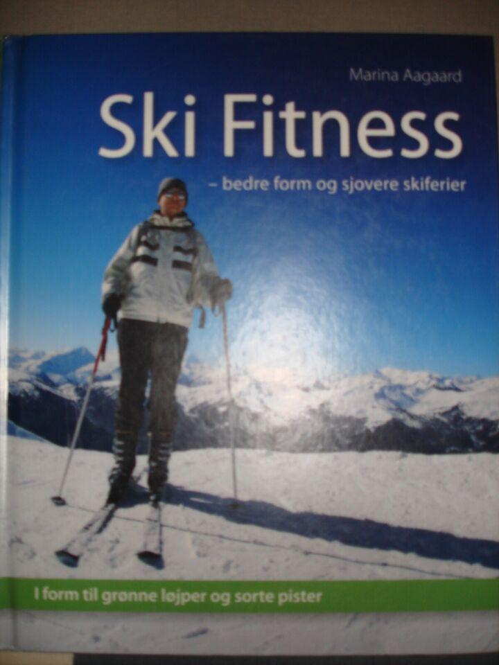 Ski Fitness, Marina Aagaard, emne: krop og sundhed