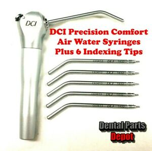 DCI-Precision-Comfort-Syringe-plus-6-Indexing-Tips-DCI-3600-amp-3181