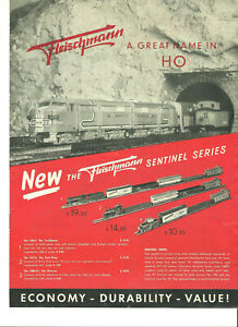 Fleischmann-Trains-HO-American-8-Page-Flyer