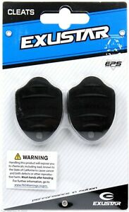 Exustar E-CK2 Bicycle Pedal Cleat