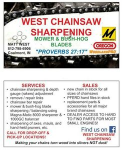 Details about PROFESSIONAL CHAINSAW AND MOWER BLADE SHARPENING SERVICE  CBN  & DIAMOND WHEELS