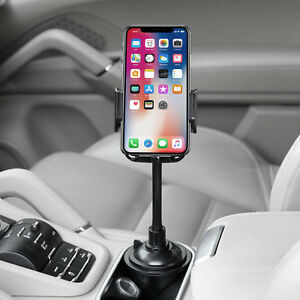Heavy-Duty-Cup-Holder-Phone-Mount-for-Apple-iPhone-X-XS-XR-Note-9-8-All-Phones