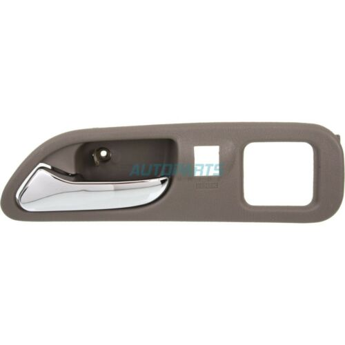 NEW FRONT LEFT INTERIOR DOOR HANDLE PLASTIC FITS 2001-06 ACURA MDX 72165SV3A02ZB