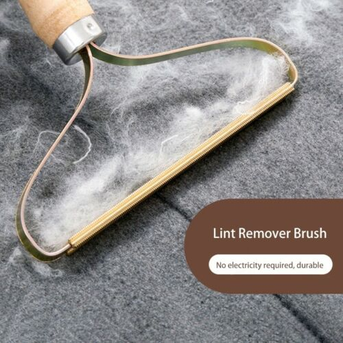 Lint Remover Clothes Fuzz Fabric Shaver Removing Roller Brush Tool Portable NEW