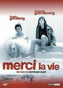 DVD : Merci la vie - Charlotte Gainsbourg - NEUF