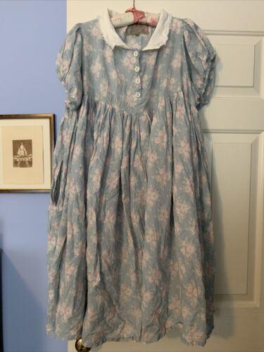 Les Ours Cotton Floral Dress Tunic