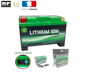 Batterie Moto Scooter Quad Lithium YTZ7S-BS garantie HM CRM-F X / HONDA ANF 125