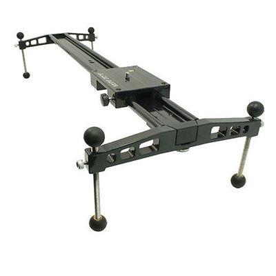 Glide Gear DEV 235 Video Camera Track Slider with Adjustable Feet DEV-235 Slide