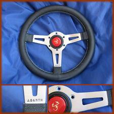 FIAT 500 600 A112 ABARTH - VOLANTE IN PELLE RAZZE ARG