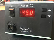 Weller WSD81 WSD 81 PUD Lötstation SMD SOLDERING STATION ( WMD ) 95W für WSP80