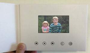 Recordable-Video-Greeting-Card-4-034-HD-Screen-Blank-Talking-A5-256mb