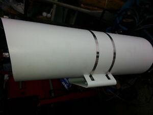 "Telescope Part Tube/Housing Approximately 24"" Long x 7"" ID / 8"" OD 6160 Aluminum"