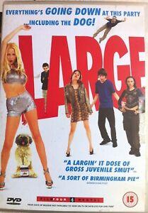 Grande-DVD-2001-Basado-Birmingham-Comedia-Britanica-Pelicula-W-Luke-de-Woolfson