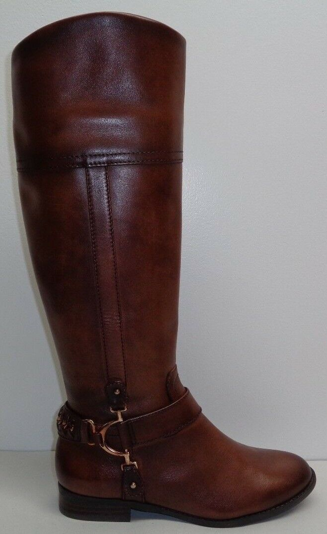 Alex Marie Größe 5.5 M TAYLOUR braun Leather Riding Stiefel New damen schuhe