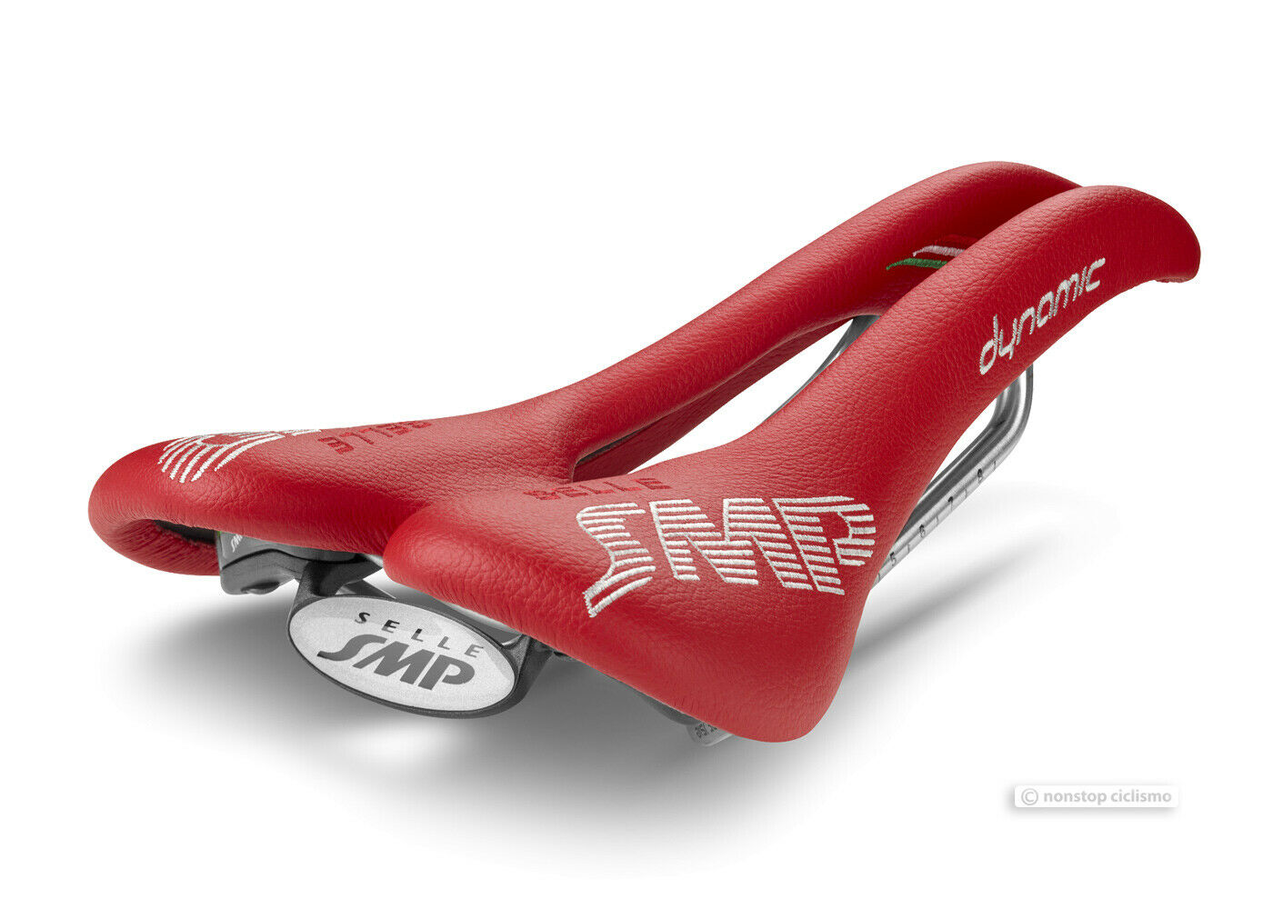 NEW 2019 Selle SMP DYNAMIC Bicycle Saddle SMP4BIKE Bike  Seat   RED  counter genuine