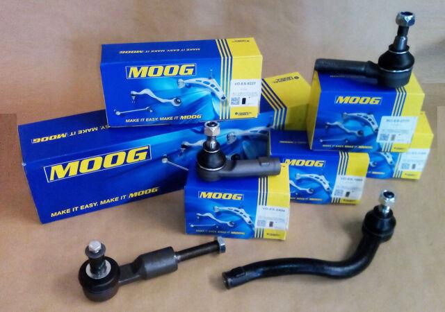Moog Quality Track Tie Rod End LH or RH Toyota Avensis T25 03-08