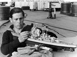 6x4-Lucido-Foto-ww468A-Guerra-Mondiale-2-II-WW2-Guerra-Foto-Tirpitz