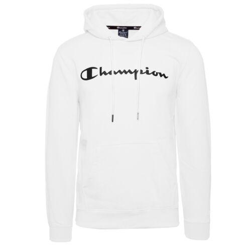 Champion Hooded Sweatshirt Herren Freizeit Hoodie Kapuzen Pullover 214138-WW001