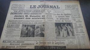JOURNAUX-LE-JOURNAL-N-17056-DIMANCHE-2-JUILLET-1939-ABE