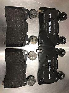 Brembo Brake Pads >> Chevy GM OEM 2010-15 Camaro SS Tesla S Front Brembo Brake ...
