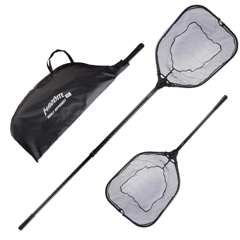 KastKing Fishing Net Folding Landing Net – Super Strong, Easy to Carry Store