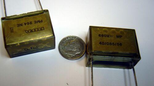 .1uf 660V AC 20 Pcs 1600V DC Metal Film Capacitor RIFA PME264